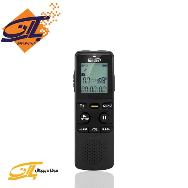 ضبط کننده صدا لندرمدل PV3 ظرفیت ۸GB