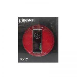 پخش کننده ی موسیقی کینگستون مدل K-17