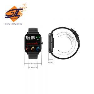 ساعت هوشمند مدل DT35