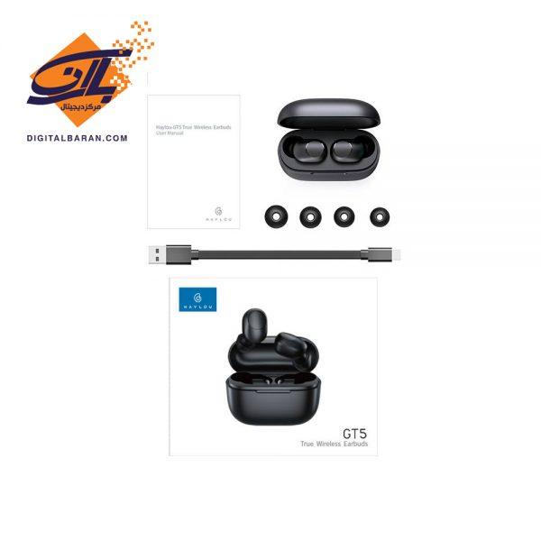 هدفون بی سیم هایلو مدل GT5
