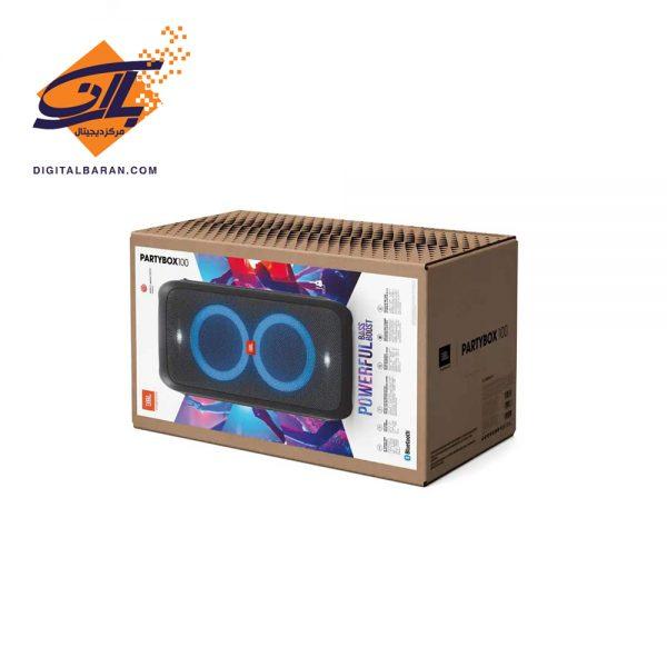 اسپیکر بلوتوث جی بی ال مدل پارتی باکس 100