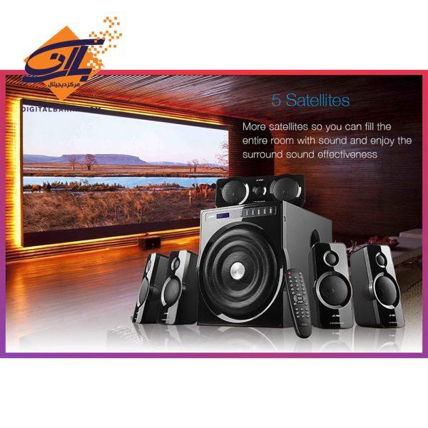 اسپیکر بلوتوثی اف اند دی مدل F6000X