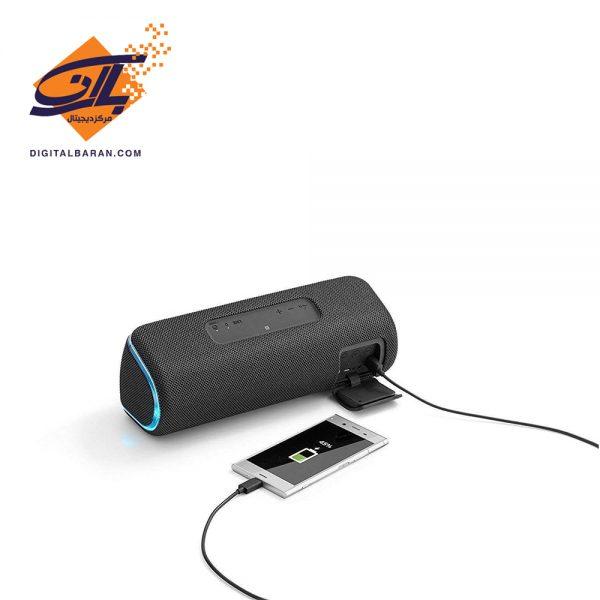 اسپیکر بلوتوثی قابل حمل سونی - Sony SRS-XB41 Portable Bluetooth Speaker