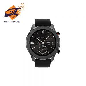 ساعت هوشمند امیزفیت 42 میلی متر مدل GTR