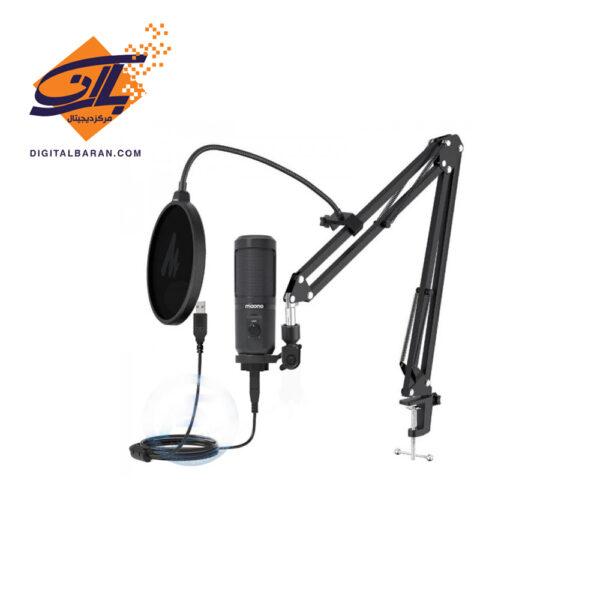 میکروفون استودیویی ماونو مدل AU-PM461TR